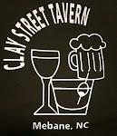 Logo for Clay StreetTavern