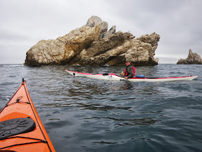 Photo: En contournant les Iles Medes