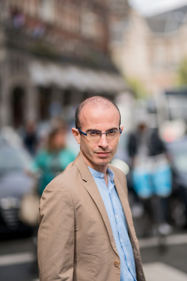 Historian and philosopher Yuval Noah Harari. Picture: Supplied