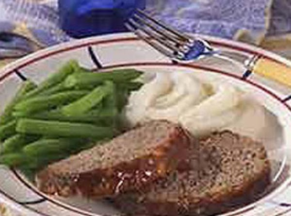 Kitkat's Bbq Meatloaf Recipe