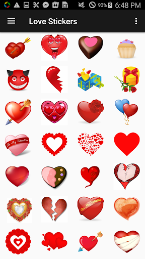 ILove Stickers - Free screenshot 4