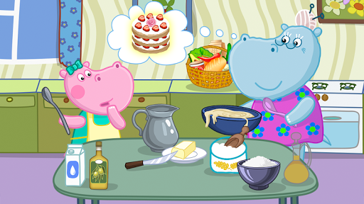 Cooking School: Games for Girls  screenshots 8