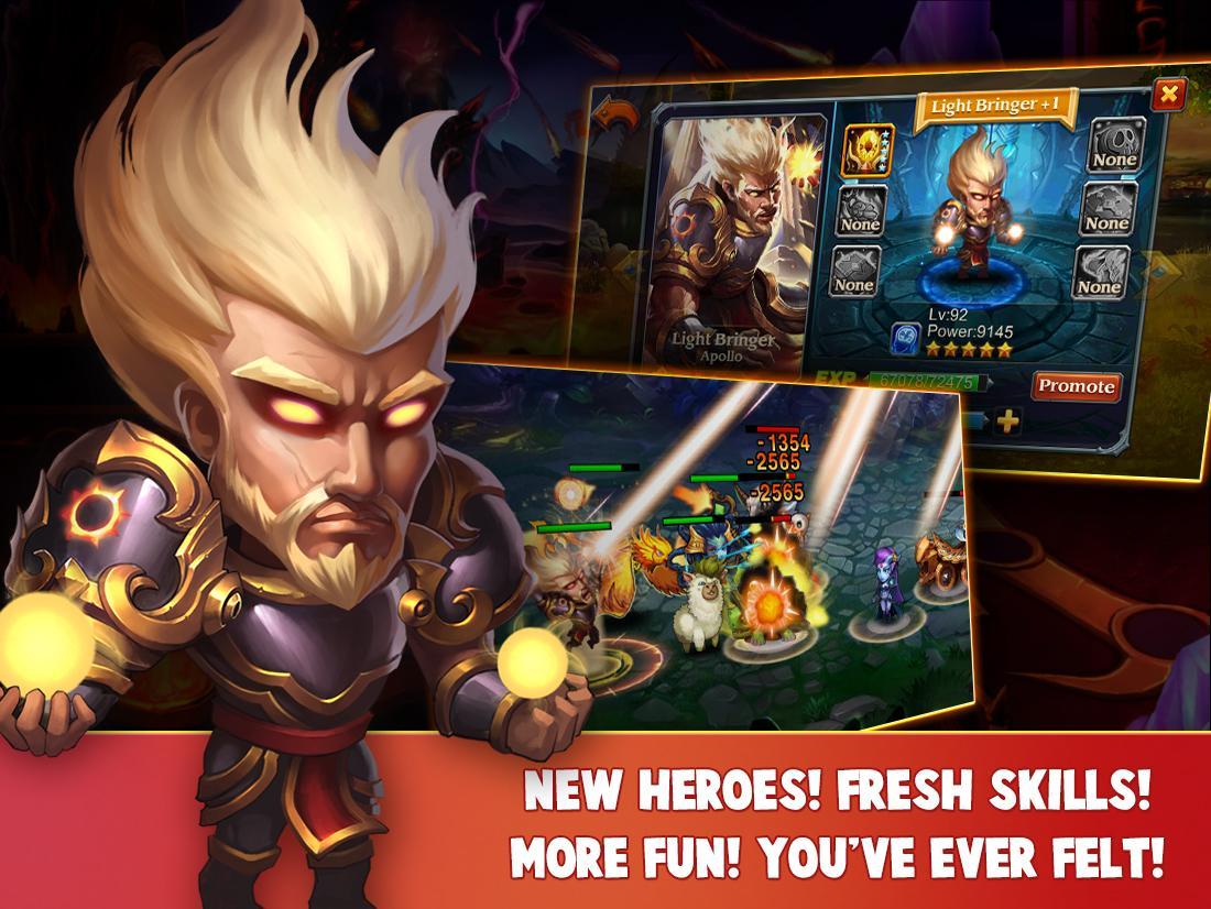 Heroes Charge screenshot #18