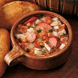 German Sauerkraut Soup Recipe
