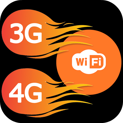 Speed Internet 3G,4G,WIFI