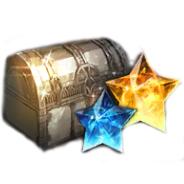 煌めく星の欠片ボックス