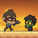 Monkey Vs Zombie 🐵⚔️👽 icon