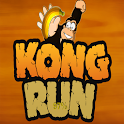 Gorilla Kong run icon