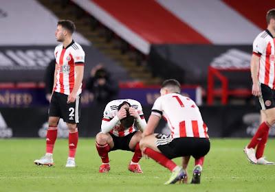 Sheffield United op weg naar triestig record in Premier League-geschiedenis