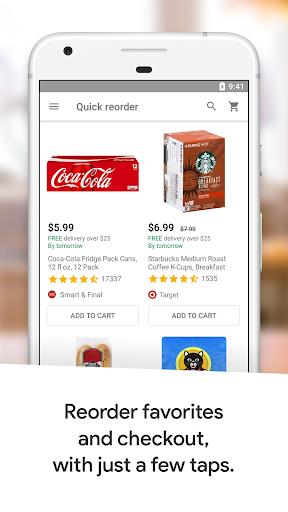 Google Express - Shopping done fast Screenshot