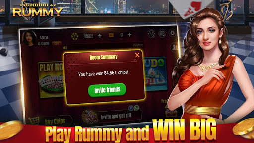 Indian Rummy Comfun-13 Card Rummy Game Online apkpoly screenshots 7