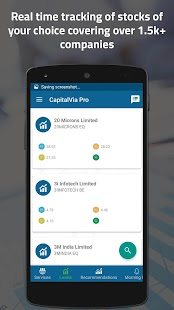 CapitalVia- Stock Trading Tips- screenshot thumbnail