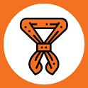 Оранжевая планета icon