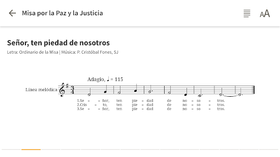 Canto Católico- screenshot thumbnail