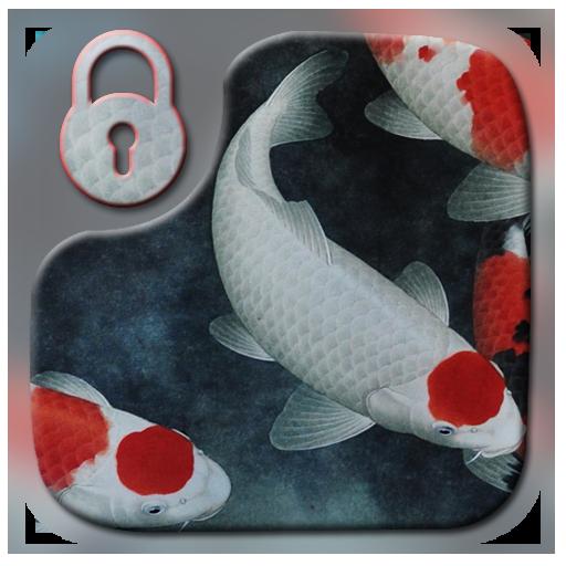 Velvet crimson carp theme