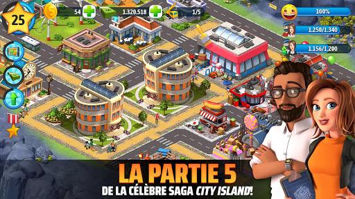 Télécharger City Island 5 - Simul. de construction hors ligne APK MOD (Astuce) screenshots 3