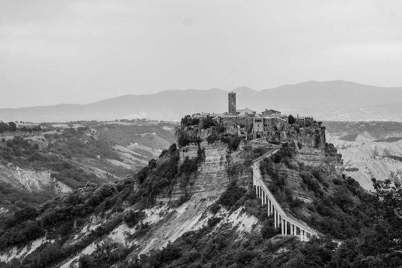 Il borgo antico di Andrea Calò