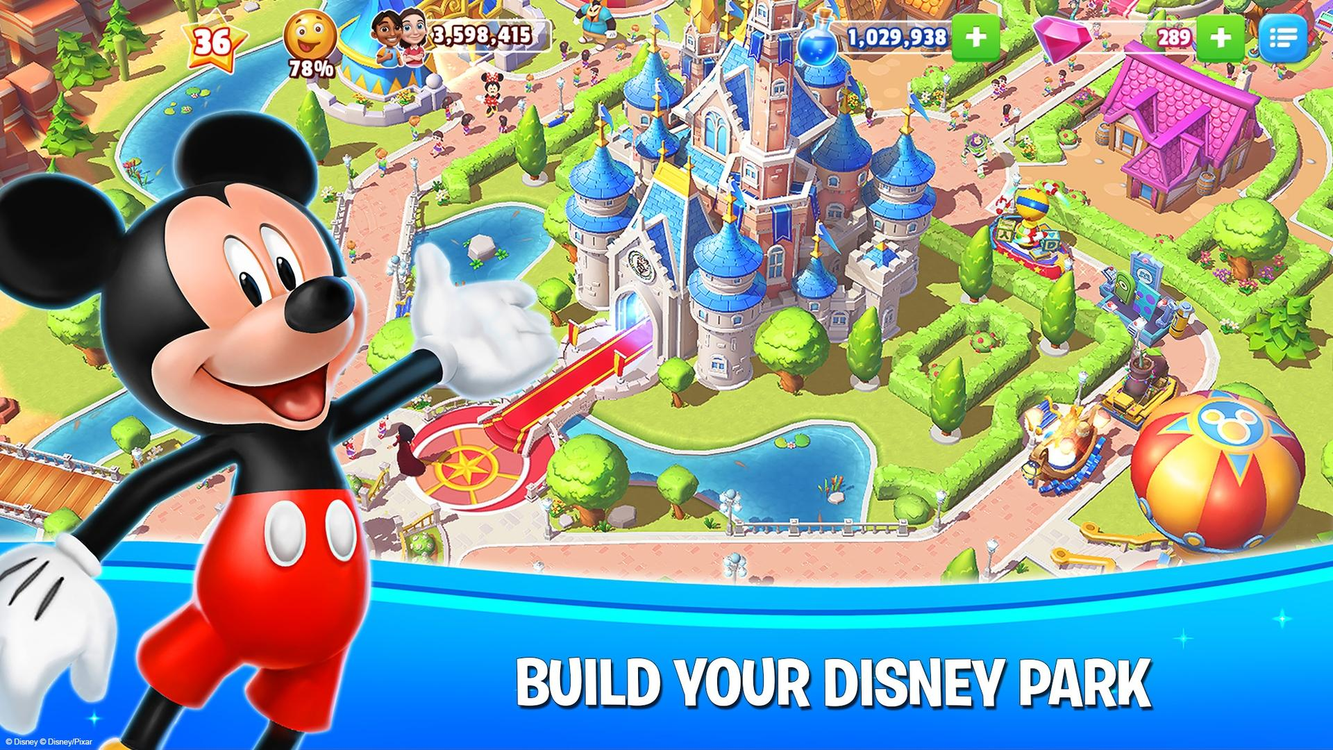 Disney Magic Kingdoms screenshot #7