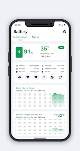 Battery Monitor 8.0.2 Mod APK Download 1