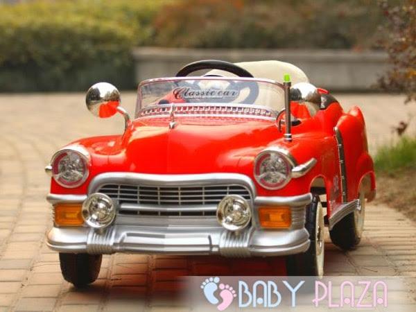Xe hơi điện cho bé KB-5018 3