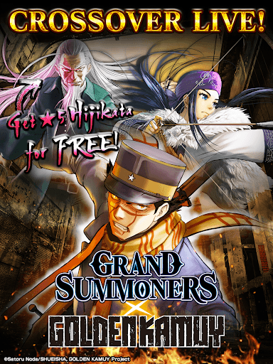 Grand Summoners - Anime Action RPG modavailable screenshots 17