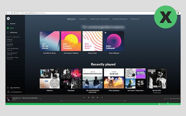 Spotify Track Remover