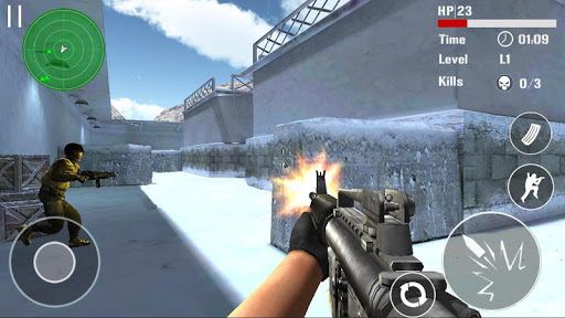 Counter Terrorist Shoot  gameplay | by HackJr.Pw 19