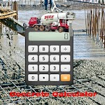 Concrete Calculator For Civil Engineer Icon