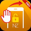 Wave Unlock - Wave to unlock & Lock Screen PRO icon