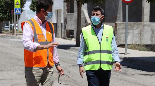 Estas son casi las 50 calles que se mejorarán en El Ejido