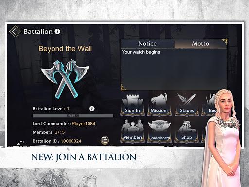 Game of Thrones Beyond the Wallu2122 apkdebit screenshots 15