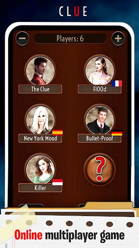 Clue Detective: mystery murder criminal board game 2.3 screenshots 4