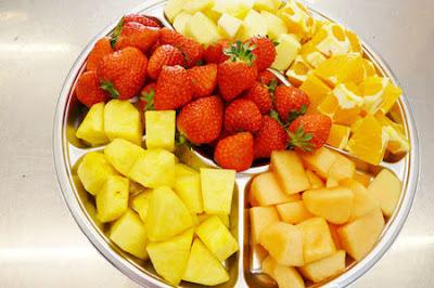 惣菜文香フルーツ盛り合わせ