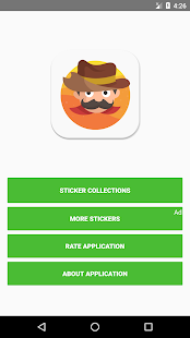Cowboy Sticker for WAStickerApps Screenshot