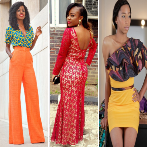 Ankara Fashion Style Africa Model