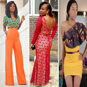 Ankara Fashion Style Africa Model