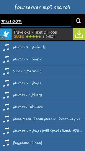 4server MP3 Search Free