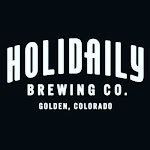 Logo for Holidaily Brewing Co