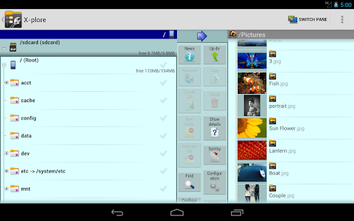 X-plore File Manager 4.19.03 12
