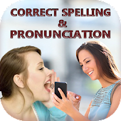 Correct Spelling And Pronunciation