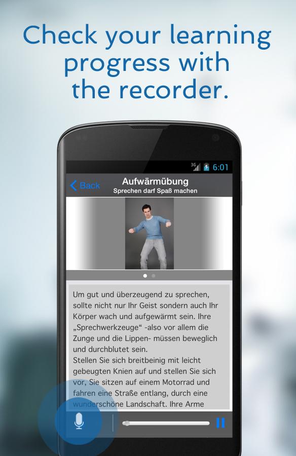 Besser Sprechen- screenshot