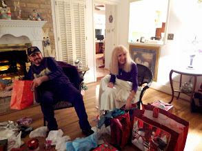 Photo: Toni & Jerry Cochran Jan 2, 2015