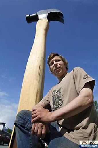 Huge Hammer