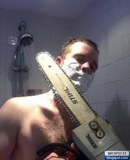 Dangerous Shaving