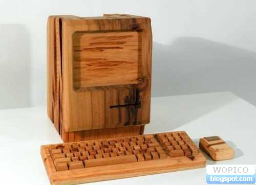 PC from Wood