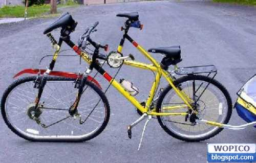 Wierd Bicycle