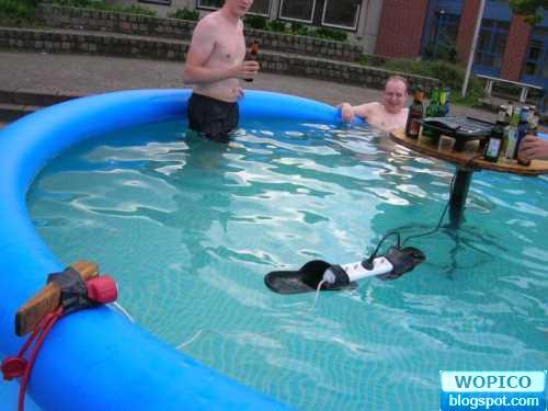 Dangerous Pool