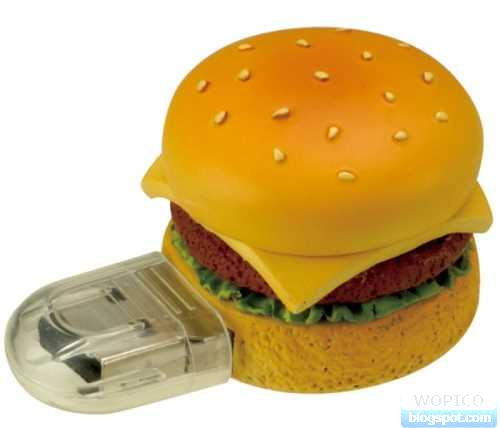 Burger Shape USB
