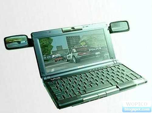 Laptop Miror