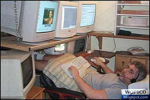 Lazy Webmaster